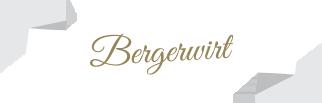 Bergerwirt Logo